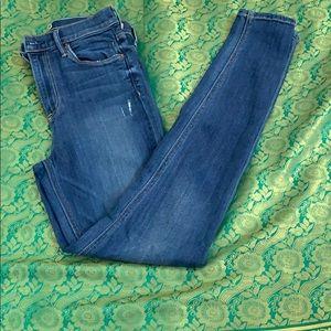 GRLFRND high waisted skinny jeans